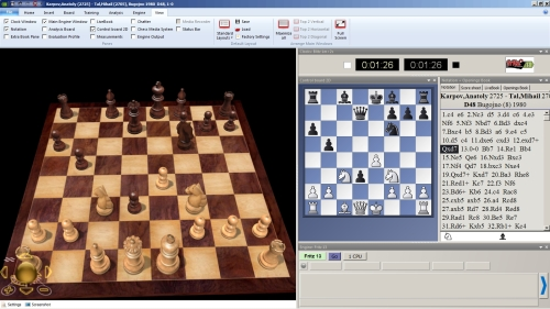 Fritz 13 chess playing and analysis Windows PC software DVD from USCFSales.com